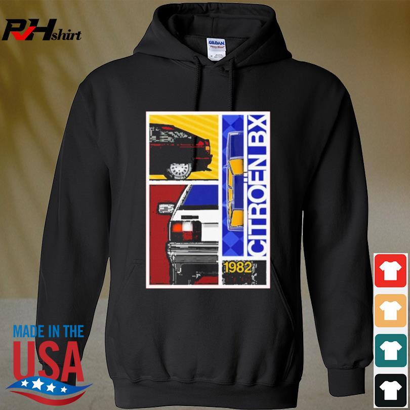 Official Citroen Bx 1982 1994 s hoodie