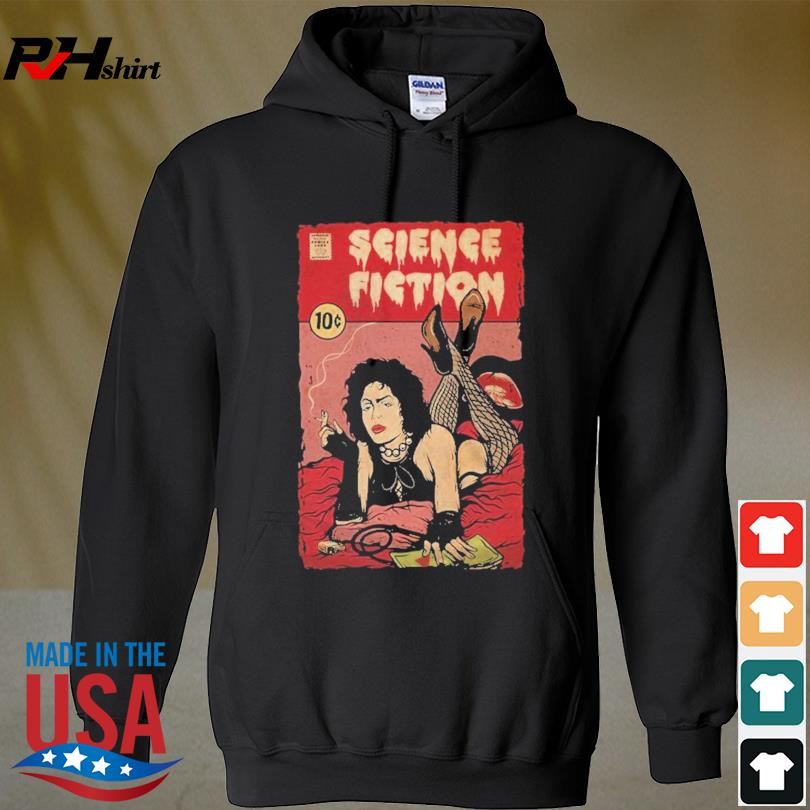Official Science Fiction s hoodie