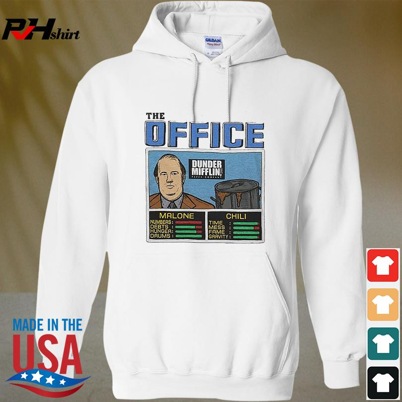 Official The Office Dunder Mifflin s hoodied