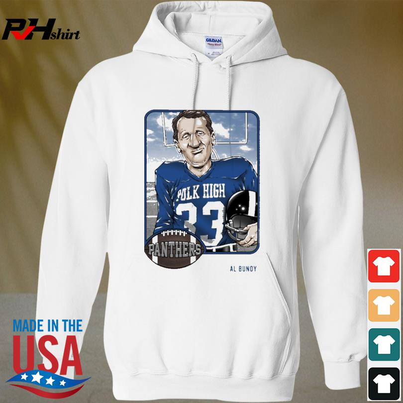 Polk High Panthers s hoodied