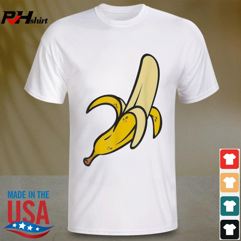 Banana Fruits Easy Matching Group Halloween Shirt