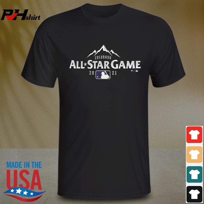 Colorado All Stargame 2021 shirt