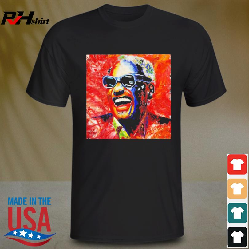 Country Music Hall Of Fame Ray Charles shirt