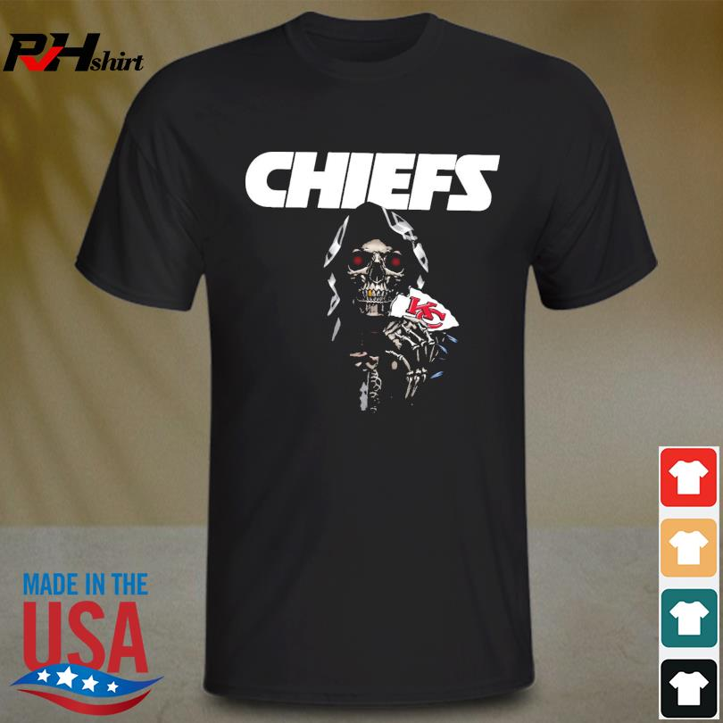 Death Kansas City Chiefs logo 202 shirt