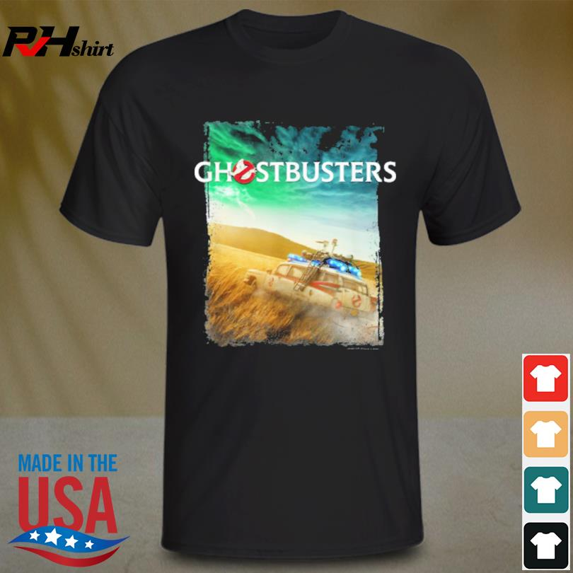 Ghostbusters Afterlife Art with Shirt