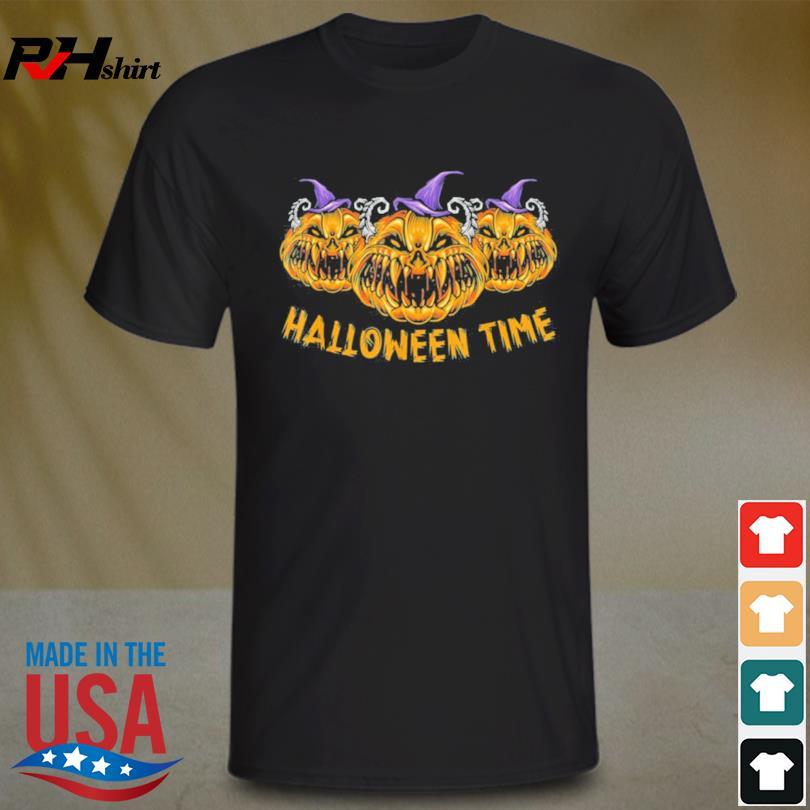 Happy Halloween Scary Spooky Shirt